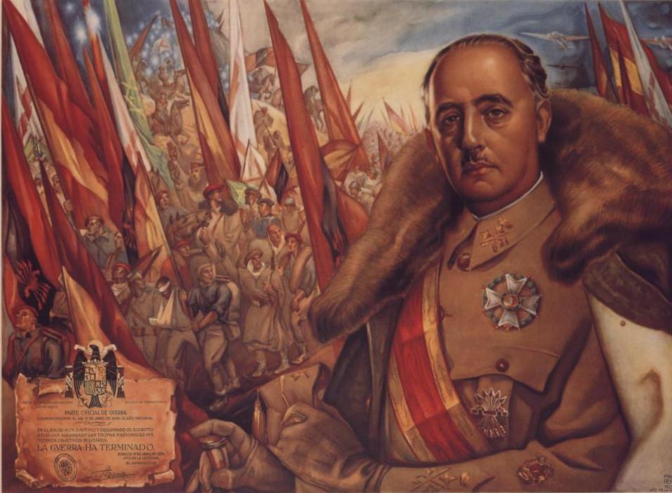 Каудильо Франко - последний маран, спаситель евреев - Журнал Невероятные евреи - выпуск №8 — JewAge