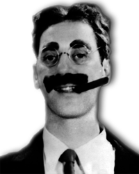 Groucho (Julius Henry) Marx