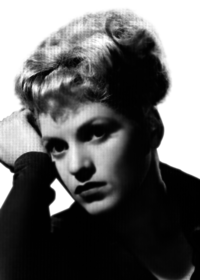 Judy Holliday (Judith Tuvim)
